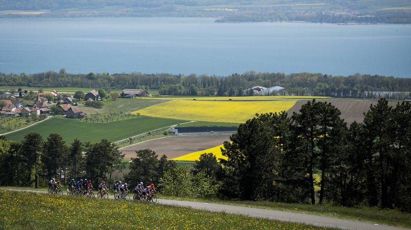 Tour de Romandie: la deuxième étape passera bien par La Neuveville et Saint-Imier