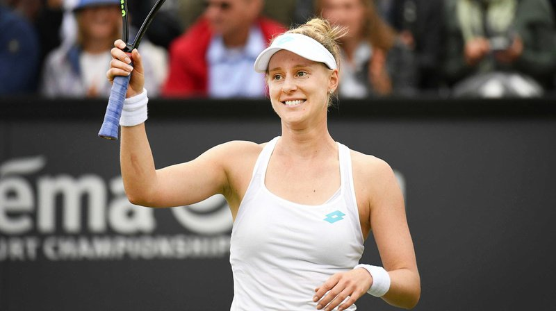 Tennis – Wimbledon: Alison Riske sort la n°1 mondiale Ashleigh Barty en 8e de finale
