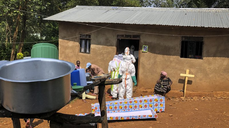 Le virus a fait une victime dans une nouvelle zone, frontalière avec l'Ouganda et le Soudan du sud.