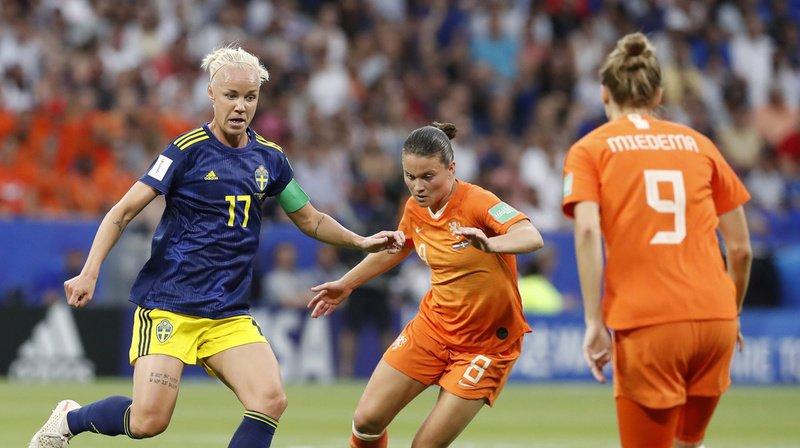 Les Pays-Bas ont remporté un match fermé contre la Suède.