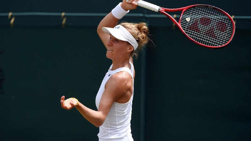 Tennis - Wimbledon: Viktorija Golubic ne verra pas les 8es de finale