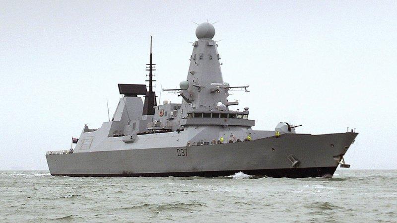 Tension dans le Golfe: Londres envoie un deuxième navire de guerre