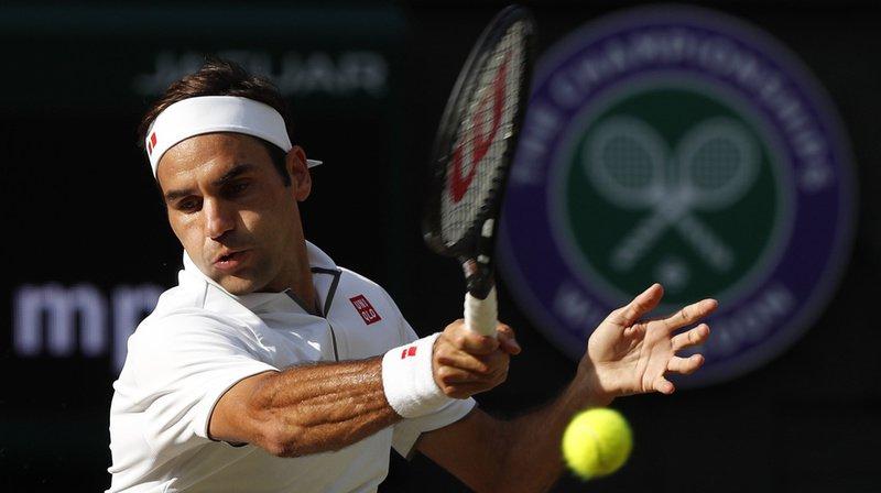 Roger Federer n'avait plus affronté Rafael Nadal à Wimbledon depuis la finale de 2008.