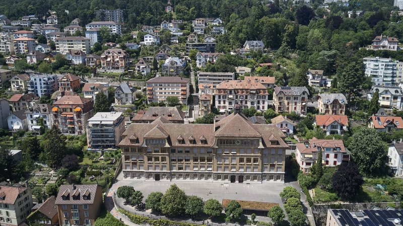 La Ville de Neuchâtel doit réviser sa copie pour le collège des Parcs