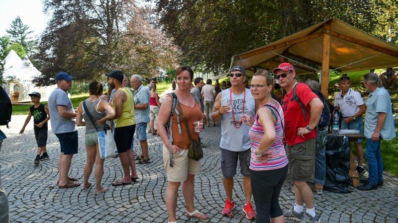 Quatre jours de fête non-stop pour l'Unesco dans les Montagnes neuchâteloises