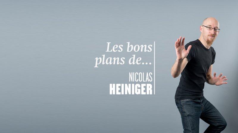 Un thriller, des rockers et un ermite, les bons plans de Nicolas Heiniger