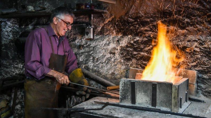 Luigi Carniel, 74 ans, des mains de maître