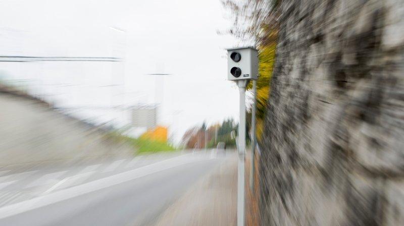 Vaud: flashé à 100 km/h dans un village, il perd son permis 2 jours après l'avoir passé