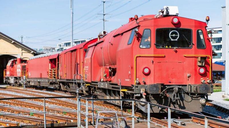 Les CFF vendent leurs vieux trains sur internet