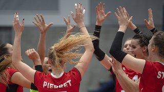 Volleyball: la Suisse affrontera le Portugal à Neuchâtel le 18 août