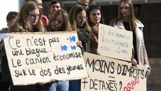 Neuchâtel renonce à doubler les frais d'écolage dans les filières des écoles supérieures