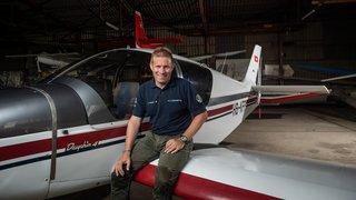 Raphaël Domjan, l'éco-aventurier neuchâtelois qui prend souvent l'avion