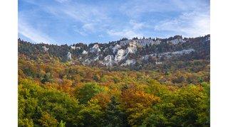 «L'Insta» neuchâtelois de l'été: rochers multicolores