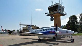 La Chaux-de-Fonds: un nouvel avion tout confort est arrivé aux Eplatures