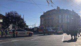 Violente altercation au centre-ville de Neuchâtel