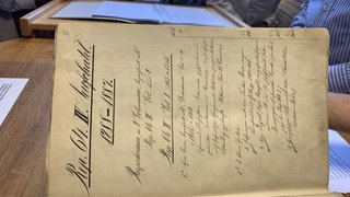 Neuchâtel retrouve des traces de son passé dans les archives de la Prusse