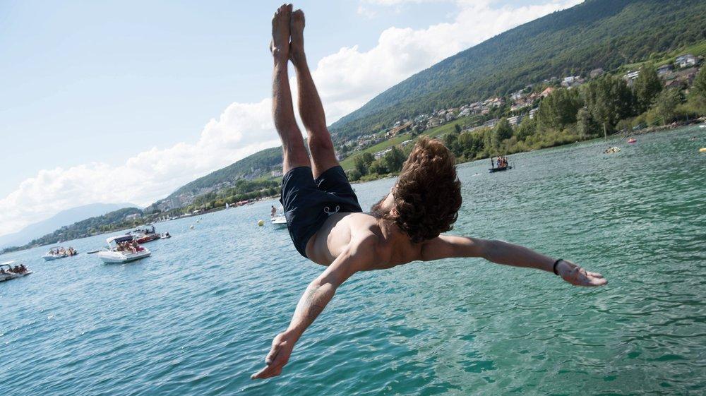 Le Watt Air Jump ravira les amateurs de sensations fortes, mais pas seulement.