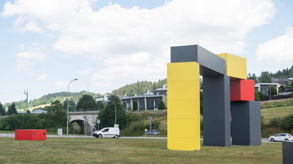 L'entrée du futur tunnel se trouvera à proximité du giratoire du Bas-du-Reymond, juste après les deux passages sous les voies ferrées.