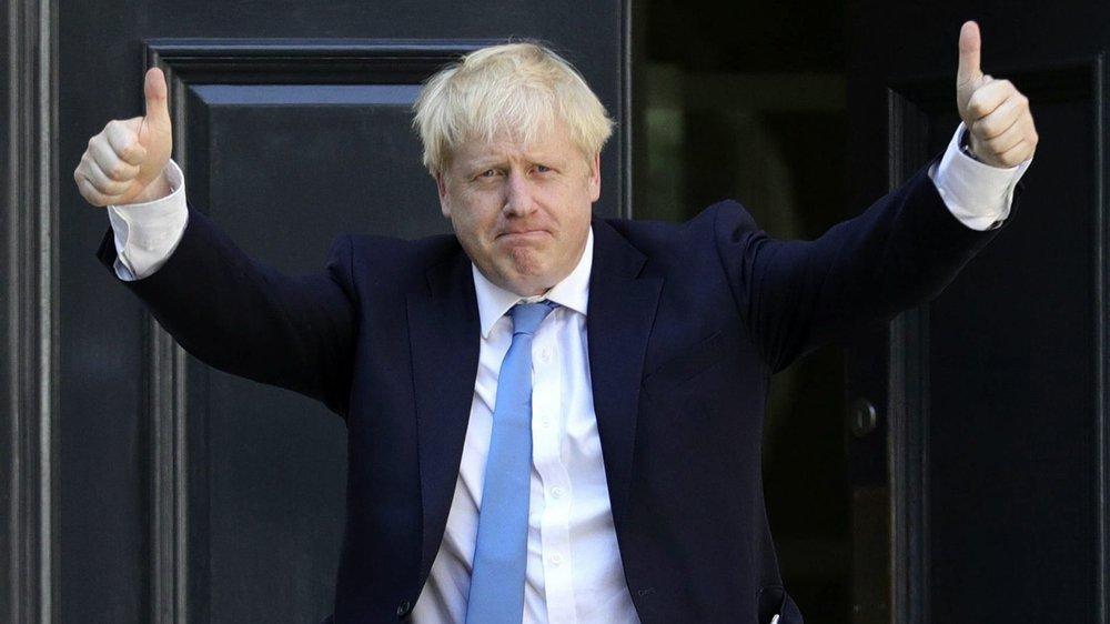 Boris Johnson a été désigné par les militants du Parti conservateur britannique pour succéder à la première ministre Theresa May.