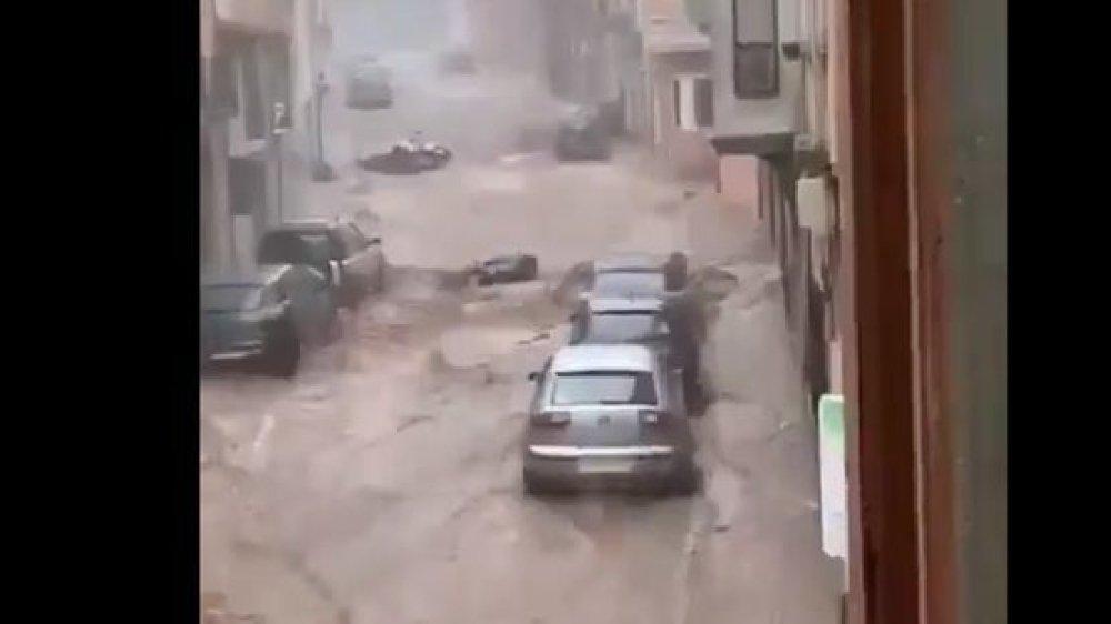 Les orages font trois morts en Italie
