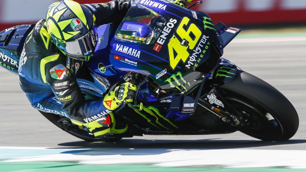 Valentino Rossi a connu une première partie de saison délicate.