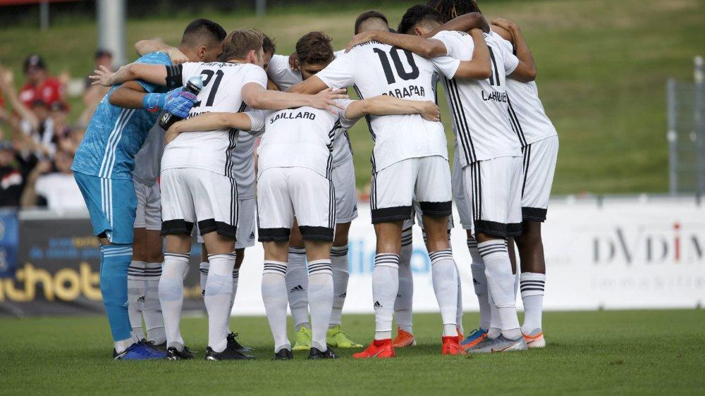 Battu deux fois 2-1, Stade Lausanne espère décoller demain contre Vaduz.