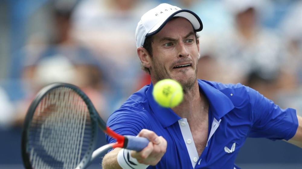 Andy Murray ne s'estime pas encore assez affûté physiquement pour jouer des matches au meilleur de cinq sets.
