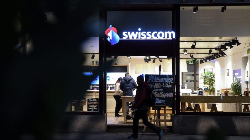 La situation de Swisscom en Suisse est complexifiée par la saturation du marché des télécoms.