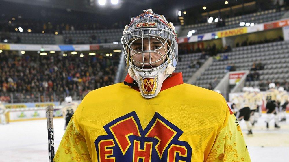 Formé au HC Université Neuchâtel, Noah Patenaude ne sera resté que deux ans au sein du mouvement juniors du HC Bienne.