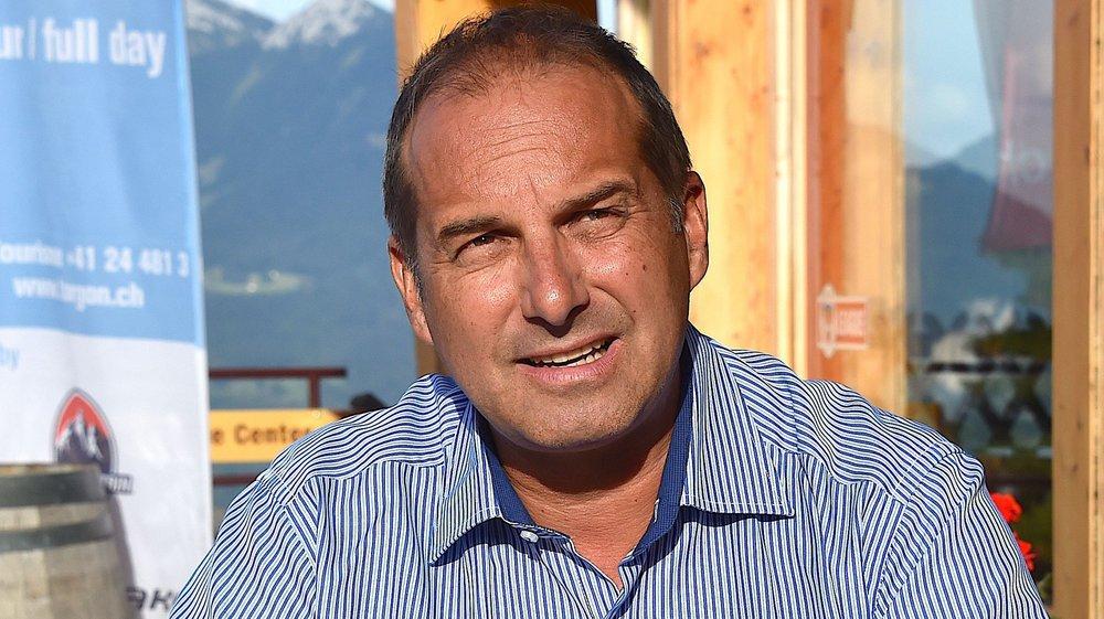 Richard Chassot, directeur du Tour de Romandie et consultant à la RTS.
