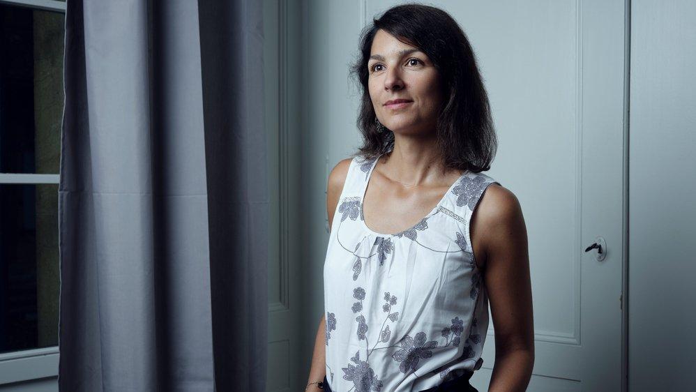 Eglantine Jamet, fondatrice de l'association SEM (Succès égalité mixité ), à Neuchâtel.