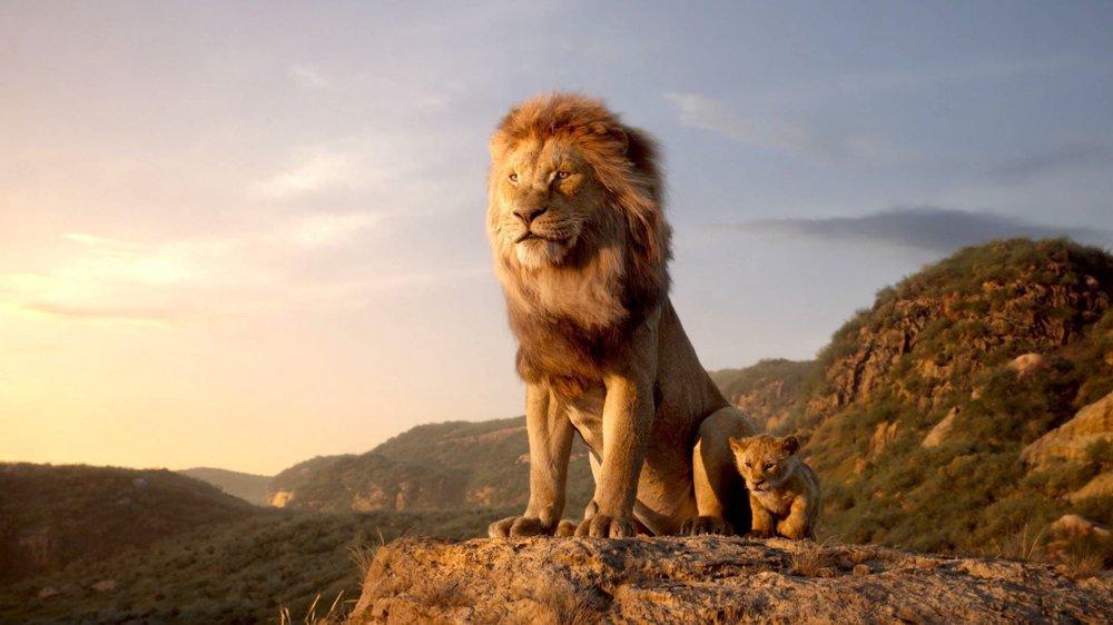 """""""Le Roi Lion"""" version 2019."""