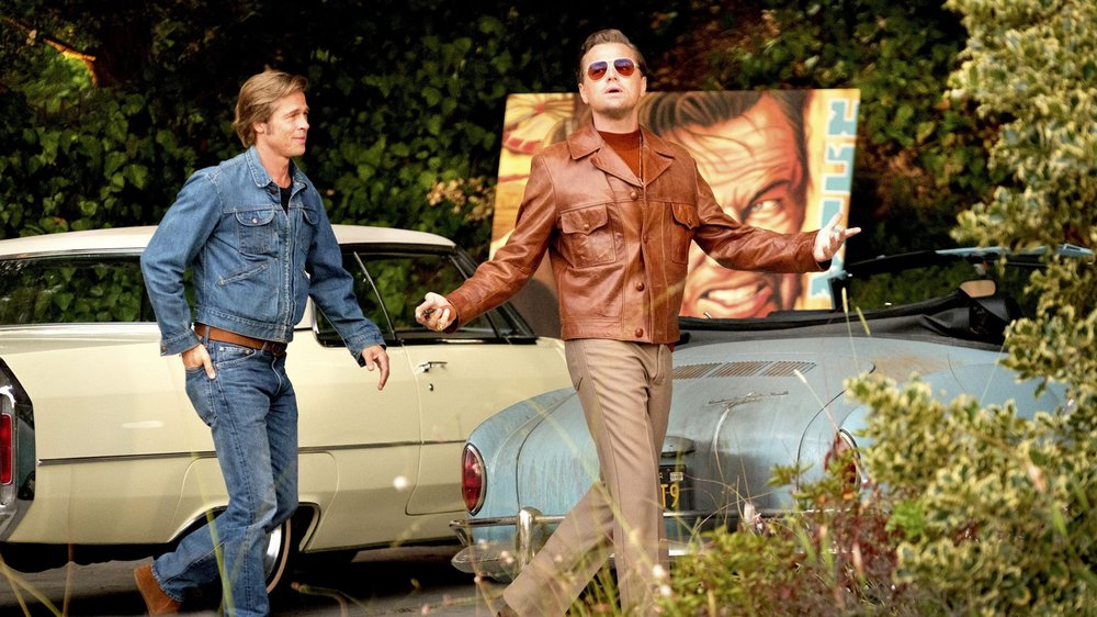 Interprétés avec autant de classe que de retenue par Brad Pitt et Leonardo DiCaprio, Rick et Cliff font la paire.