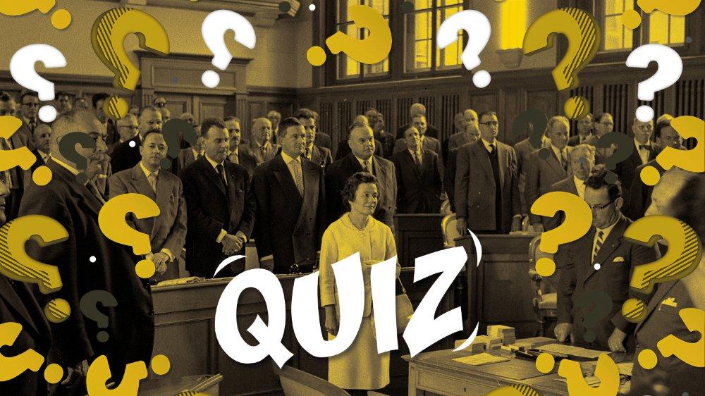 Le 27 septembre 1960, une socialiste chaux-de-fonnière devient la première femme en Suisse à siéger dans un législatif cantonal. Mais au fait, quel est son nom?