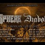 Hatesphere (DK) + Diabolical (SWE)