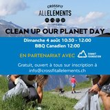 Clean up our planet day