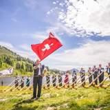 Valais Drink Pure Festival de Cor des Alpes