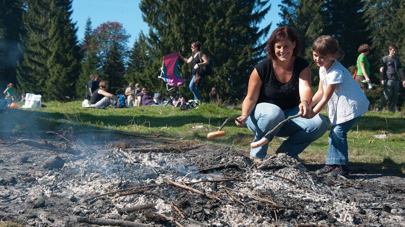 Danger d'incendie accru dans les forêts neuchâteloises