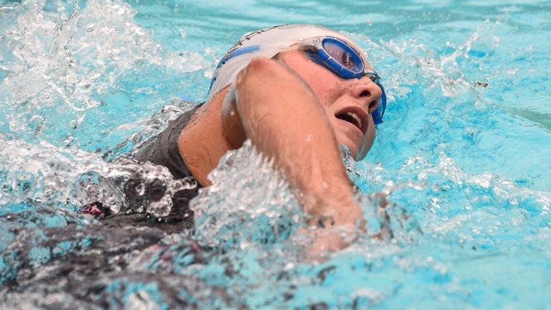 Joanna Ryter: «Il faut vraiment que je m'améliore en natation»