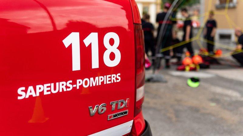 Incendie dans une buanderie à Neuchâtel
