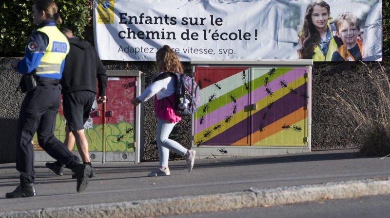 Les élèves de l'école obligatoire feront leur rentrée lundi dans le canton de Neuchâtel.