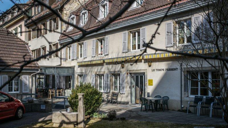 Un nouveau bâtiment pour le home Temps présent à La Chaux-de-Fonds