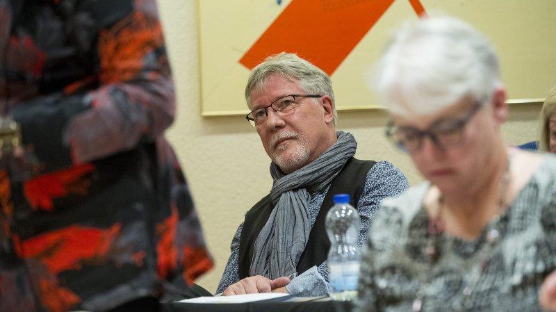 Eric Augsburger, brutalement fauché à 61 ans