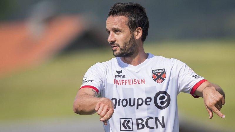 Raphaël Nuzzolo mènera bien l'attaque xamaxienne dimanche face à Young Boys.