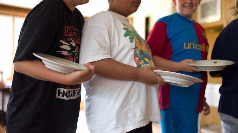 Avec un cas sur sept, la Suisse est le 2e pays européen qui compte le moins d'enfants obèses ou en surpoids