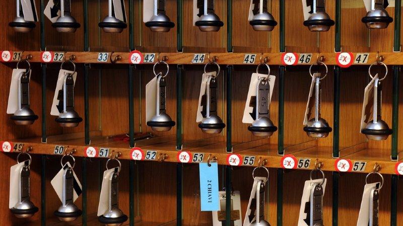 Hôtels suisses: tendance à la hausse au premier semestre, avec 18,7 millions de nuitées
