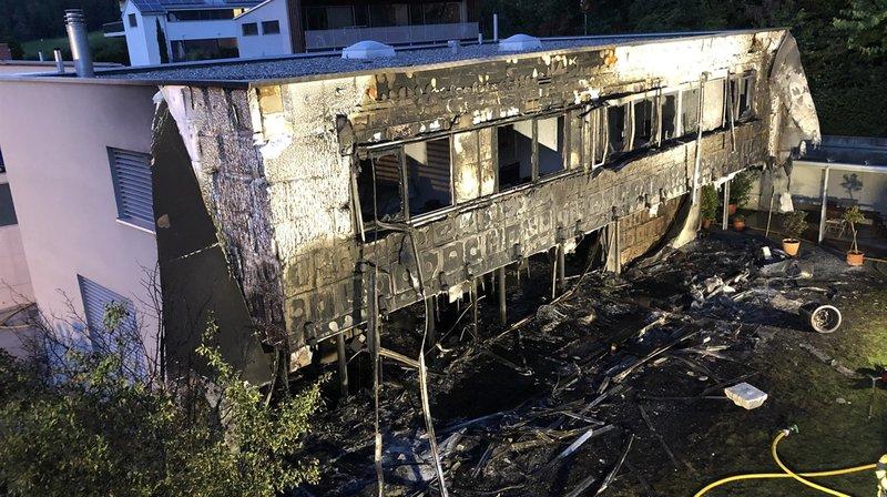 Les dégâts atteignent plusieurs centaines de milliers de francs.