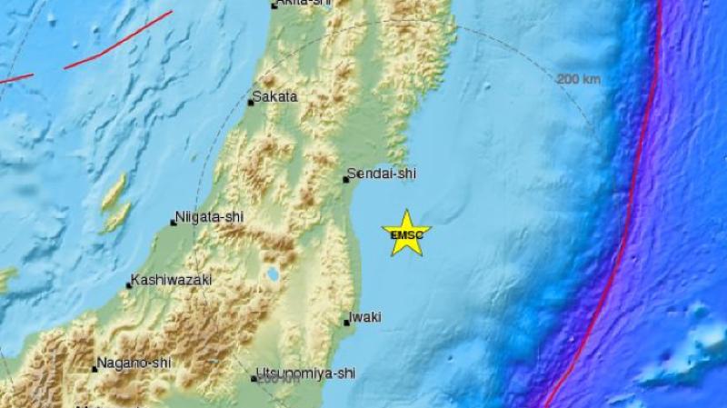 Un séisme de magnitude 6,3 touche le nord-est du Japon