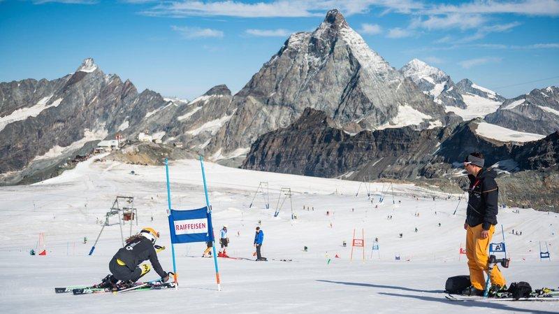 Des Bugnenets à Zermatt, il n'y a qu'un pas pour le Giron jurassien