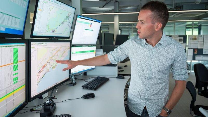 TransN régule le trafic de La Chaux-de-Fonds
